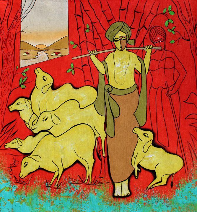 Shepherd - Chetan Katigar