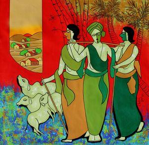 Indian shepherds