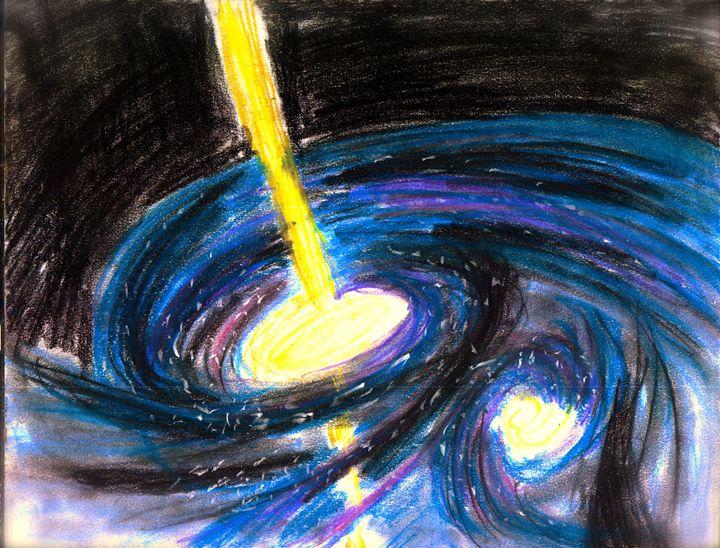 Black Hole -  Icsparkles23
