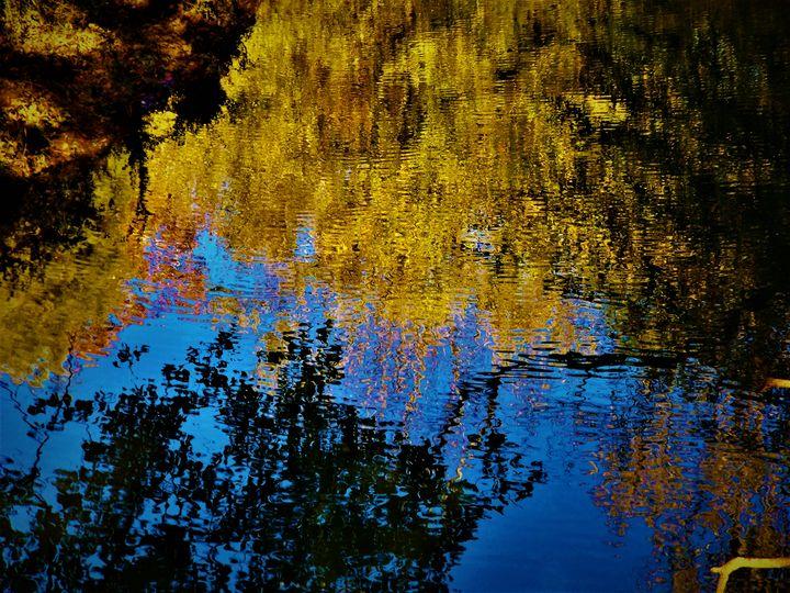 Reflections - Art by I AM Studio