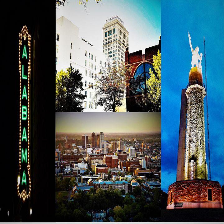 Landmarks of the Magic City - Art by I AM Studio