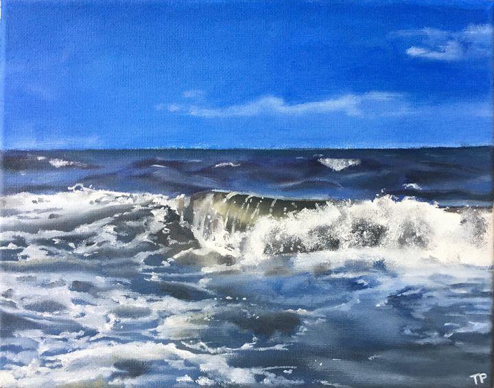 North Carolina Wave - Teddy Perelli