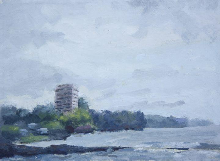 Hilo Bayshore Tower - Moses Kealamakia