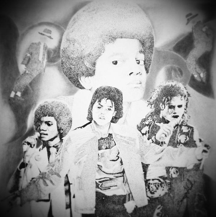 Michael Jackson - Benjamin Neal