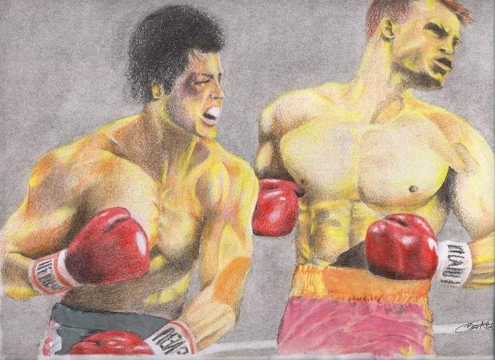 Rocky IV - Benjamin Neal