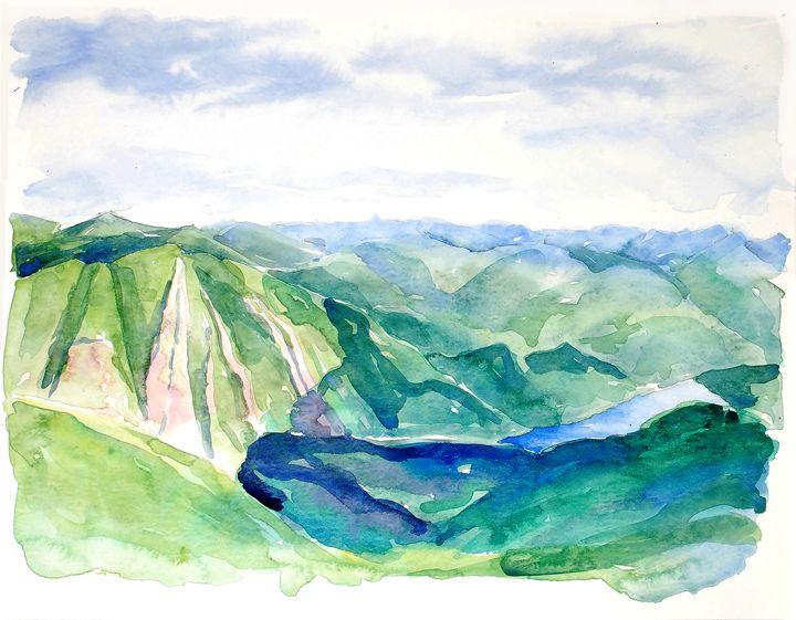 Adirondacks Mt. Marcy - Kirsten Compitello