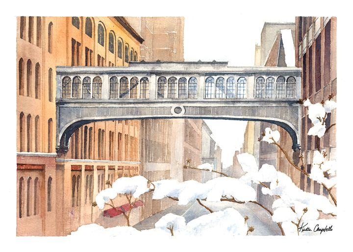 High Line in the Snow n2 - Kirsten Compitello