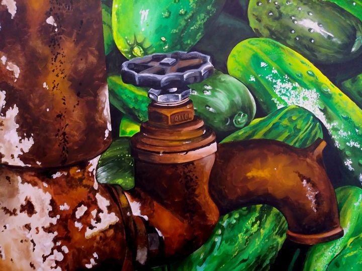In a pickle - Michael Knapp