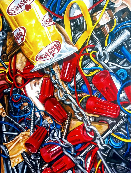 Junk Drawer - Michael Knapp