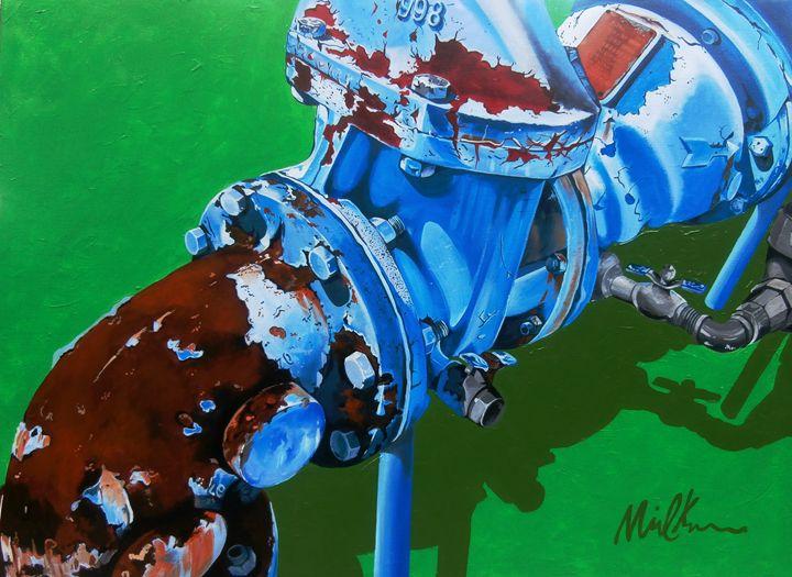 Green Flow - Michael Knapp