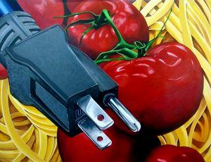 Tomato Juice - Michael Knapp