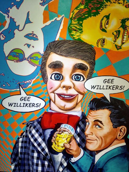 Gee Wilikers - Michael Knapp