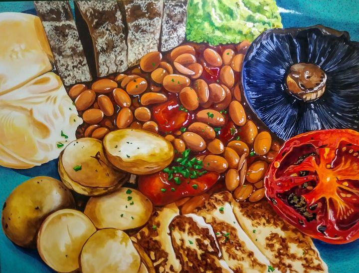 Breakfast - Michael Knapp