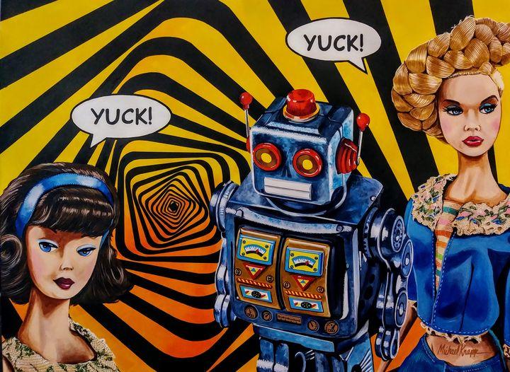 Yuck - Michael Knapp