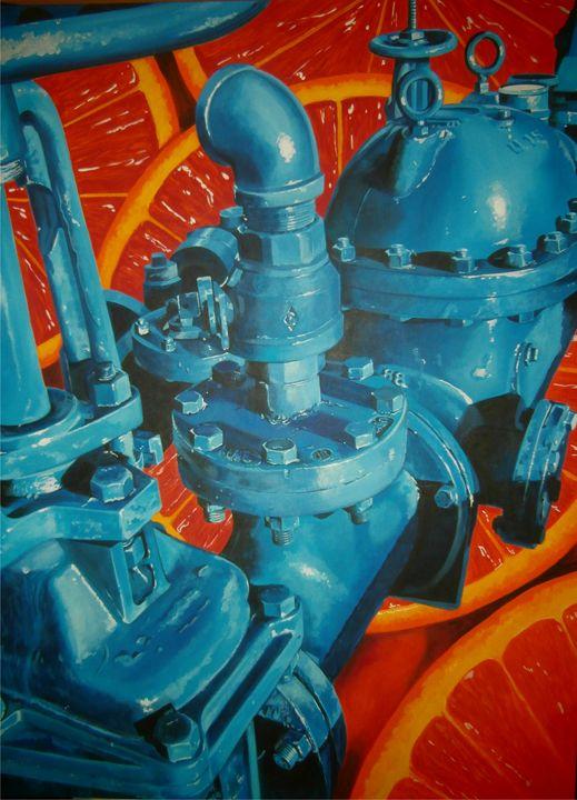 Florida Pipeline - Michael Knapp
