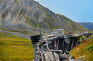 Hatcher Pass tracks