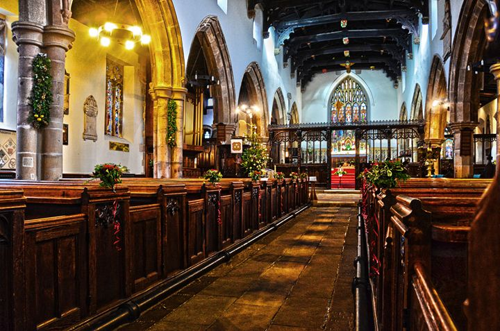 Holy Trinity Church Skipton - Spade Photo