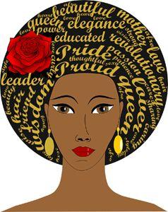 Afro Beauty Queen