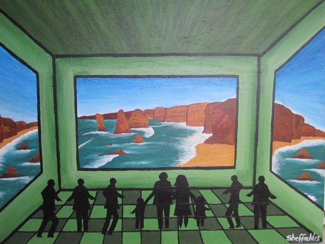 12 apostles - Sheffield Art
