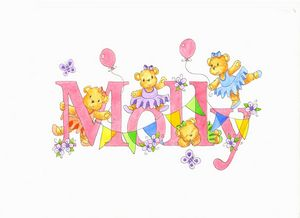 Molly teddies