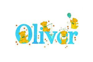 Oliver Teddies