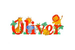 Oliver jungle