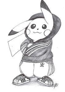 Pikachu Swag