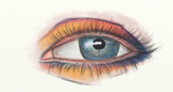 I See Colour - R.S.A. Hakam