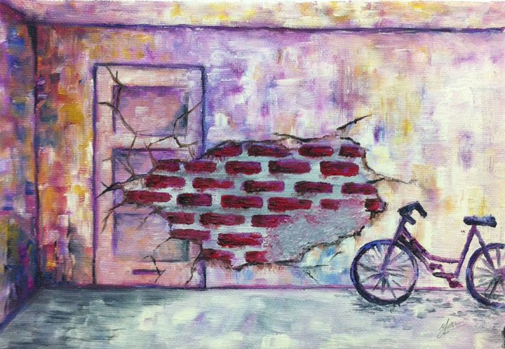 No Entry - Yan Arts