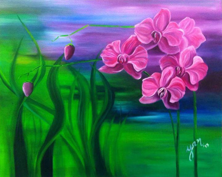 Orchids - Yan Arts