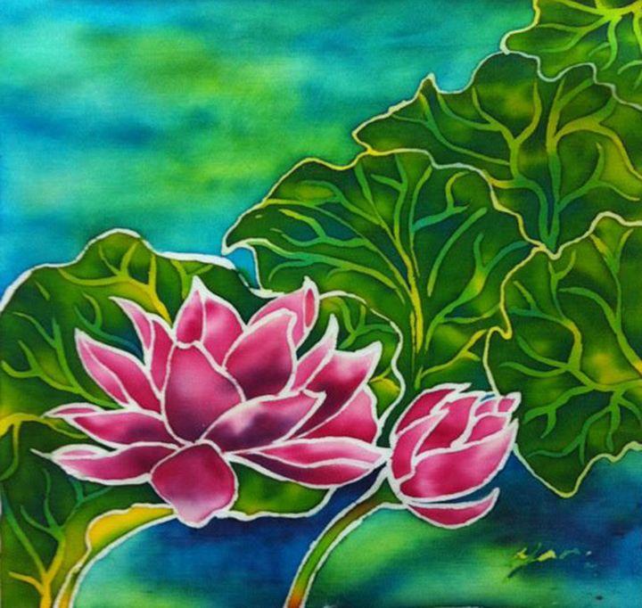 Lotus - Yan Arts