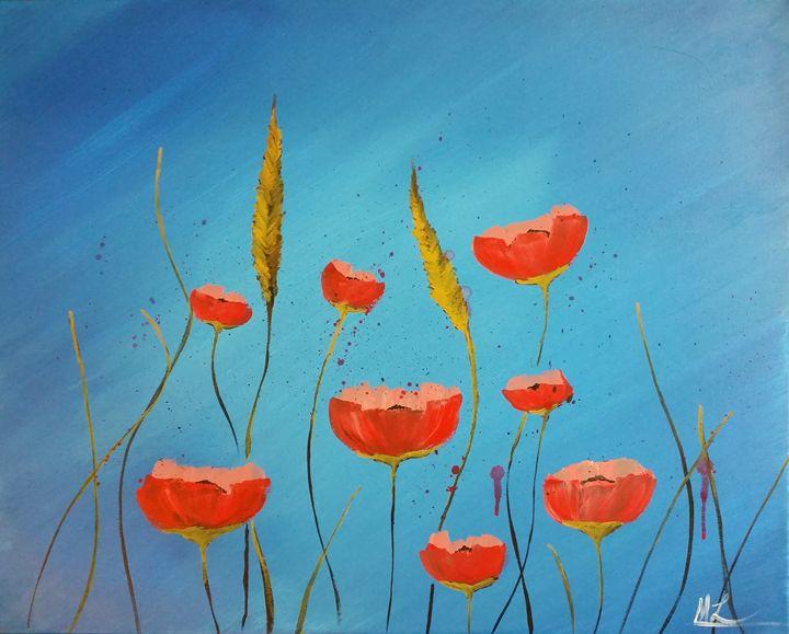 Tart Tulips - Miss Lemonade's Canvas