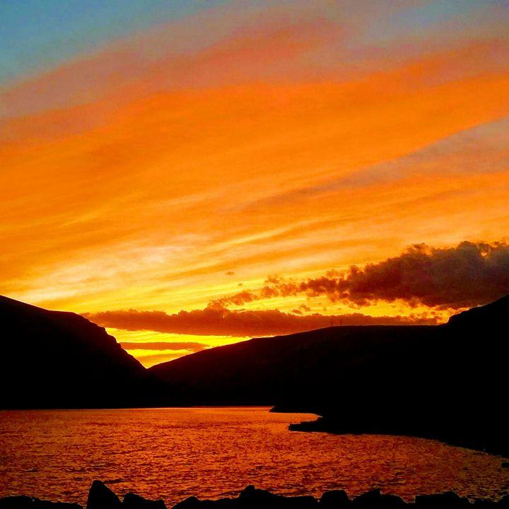 Burning Sunset - Shadow Severed