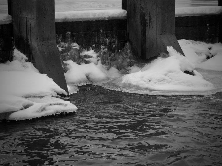 Snowcaps - Rosa's Photography