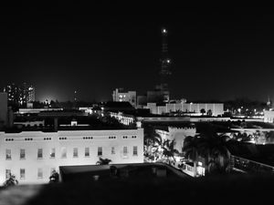 Downtown City-Scape