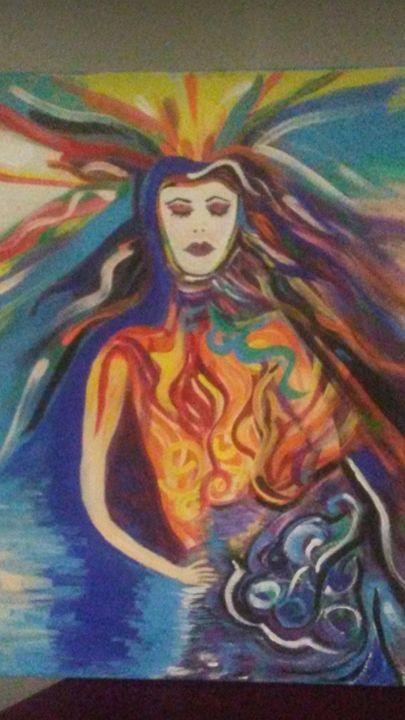 at peace - Rhonda deJong