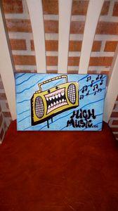High music