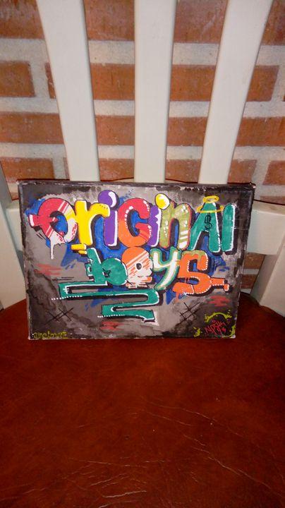 Original boys - Alex