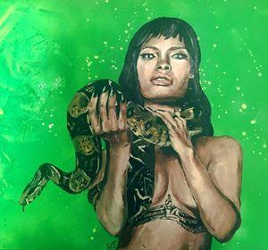 Rihanna medusa
