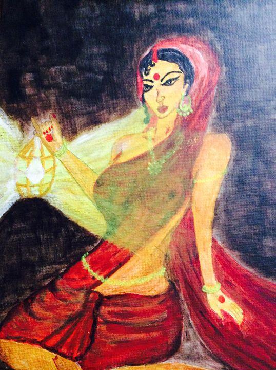 Indian woman - Manju Jackson