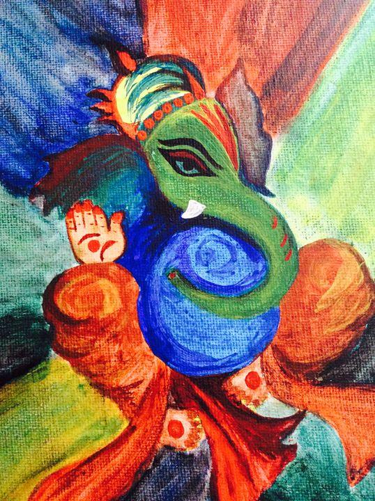 Ganesha - Manju Jackson