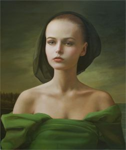 Oil on Canvas Title: ¨Reminiscences¨