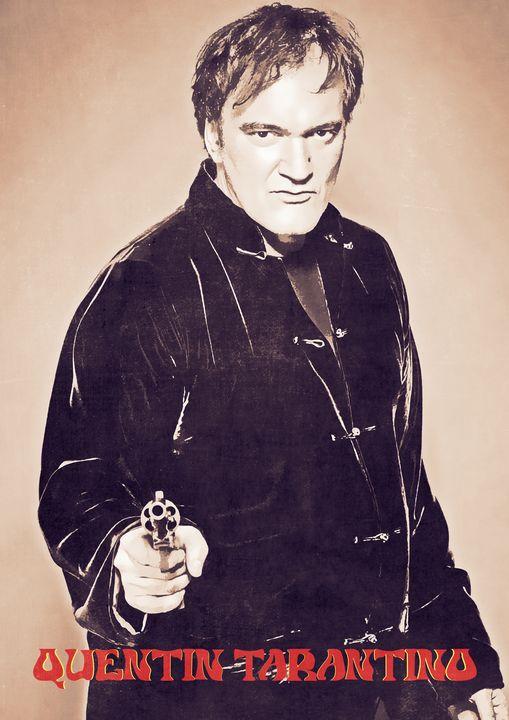 Quentin Tarantino - Anxhela Sufa