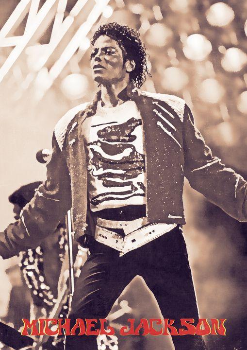Michael Jackson - Anxhela Sufa