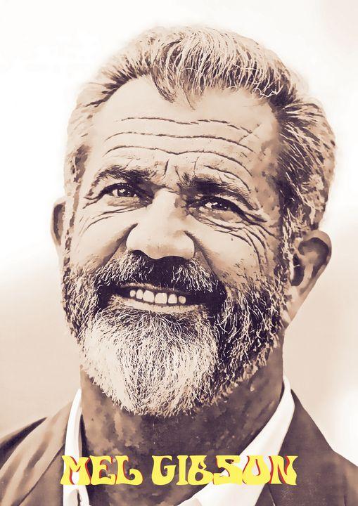 Mel Gibson - Anxhela Sufa