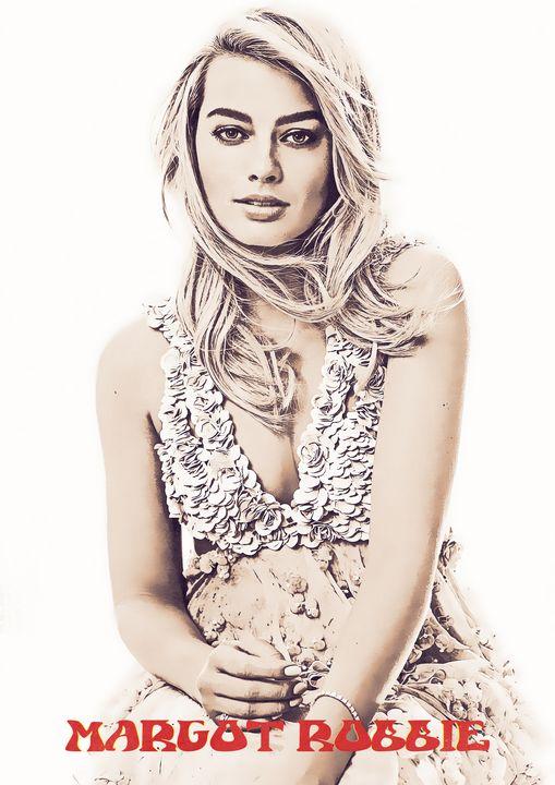 Margot Robbie - Anxhela Sufa