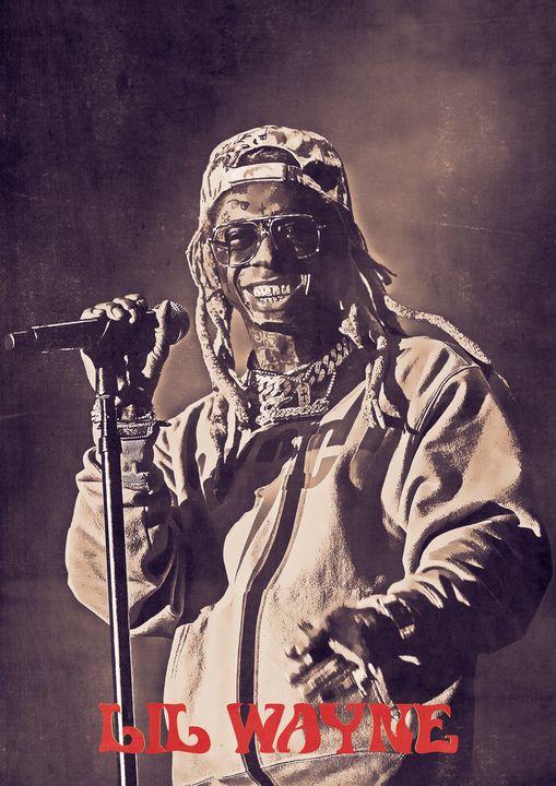 Lil Wayne - Anxhela Sufa
