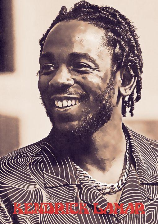 Kendrick Lamar - Anxhela Sufa