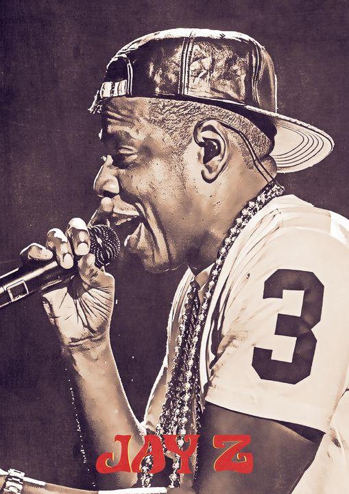 Jay Z - Anxhela Sufa