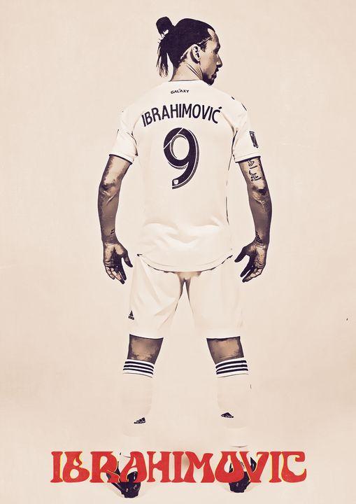 Zlatan Ibrahimović - Anxhela Sufa